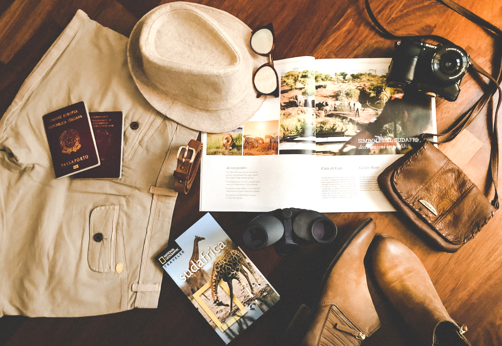 What to pack for your Kenya travel?