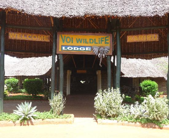 Voi Wildlife Lodge - Evacay Africa - Leading Online Safari Operator