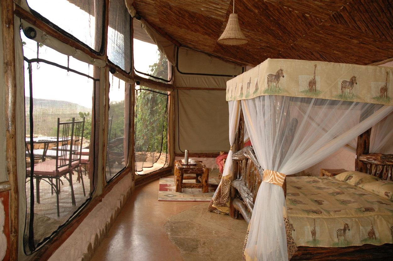 Rhino Valley Lodge - Tsavo West